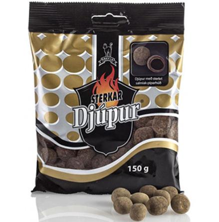 Sterker Djúpur - lakrits med choklad och salmiakpulver - Freyja