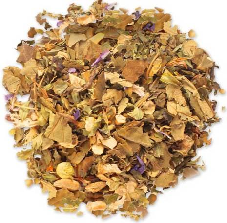 Vitt löste päron och ingefära – Tea Forté