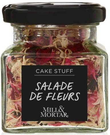 Salade de Fleurs – Mill & Mortar