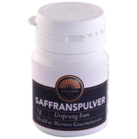 Saffranspulver – Werners Gourmetservice