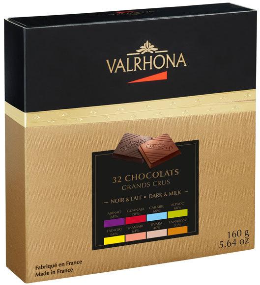 valrhona choklad återförsäljare