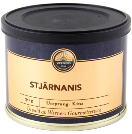 Stjärnanis – Werners Gourmetservice