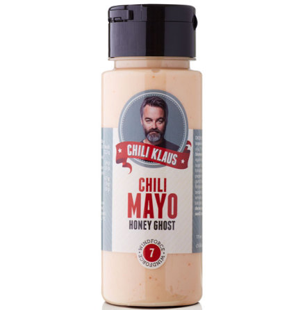 Chili Mayo Honey Ghost vindstyrka 7 – Chili Klaus