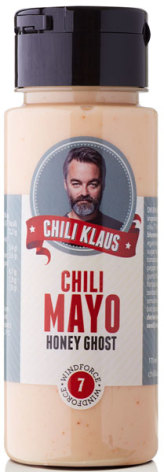 Chili Mayo Honey Ghost vindstyrka 7 – Chili Klaus
