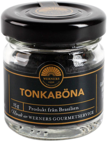 Tonkaböna – Werners Gourmetservice