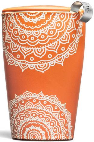 Kati Cup Chakra - tekopp och sil - Tea Forté
