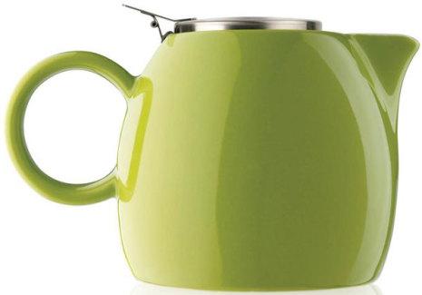 Pugg TeaPot - pistaschgrön tekanna- Tea Forté