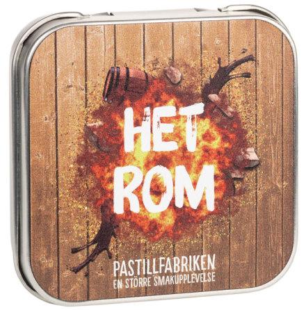 Het rom – Pastillfabriken