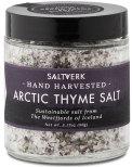 Isländskt havssalt med arktisk timjan – Saltwerk