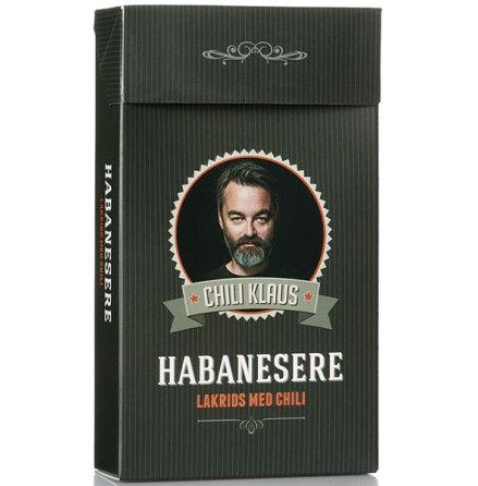 Habaneser - lakritsstång med chili – Chili Klaus