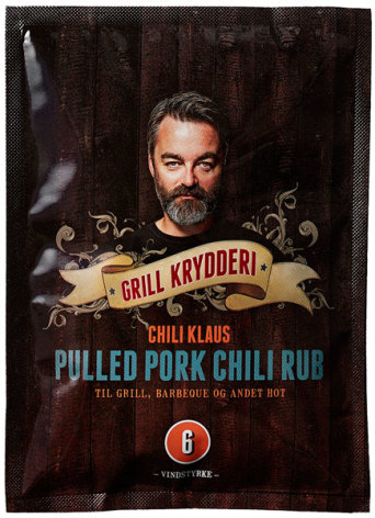 Pulled Pork Chili Rub vindstyrka 6 – Chili Klaus