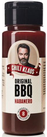 BBQ Habanero vindstyrka 8 – Chili Klaus
