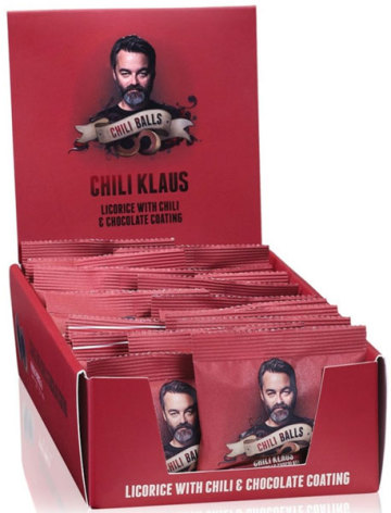 Portionspack chilikulor vindstyrka 6 – Chili Klaus
