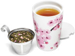Kati Cup Hanami - tekopp och sil - Tea Forté