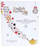 Ekologisk adventskalender med te - English Tea Shop