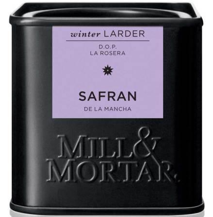 Saffranstrådar – Mill & Mortar