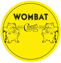 Wombat Candies