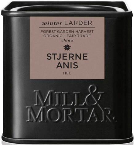 Stjärnanis – Mill & Mortar