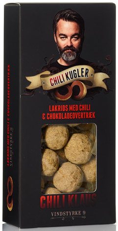 Chili kugler / chilikulor vindstyrke 9 – Chili Klaus