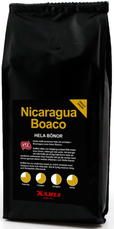 Nicaragua Boaco kaffe – Kahls
