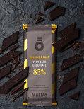 Mörk choklad 85 % - Malmö Chokladfabrik