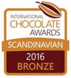 Saltstänk mjölkchoklad 40 % - Malmö Chokladfabrik