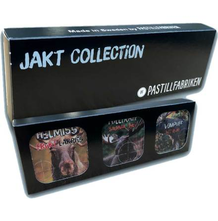 Jakt Collection – Pastillfabriken