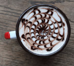 Chokladpulver Salty Caramel – Baru