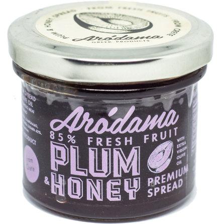 Plommonkompott med honung - Aródama