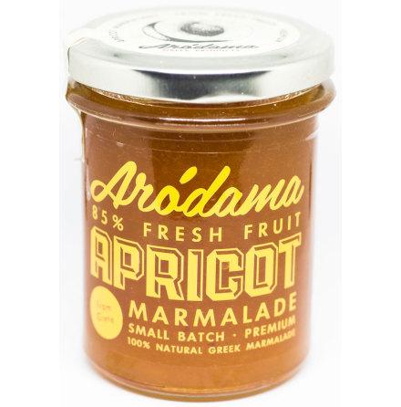 Aprikosmarmelad på 100 % färsk frukt - Aródama