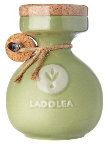 """Ekologisk Extra Virgin Olivolja """"Koroneiki"""" grönt krus - Ladolea"""