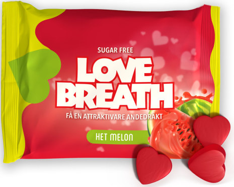 Het melon – Love Breath