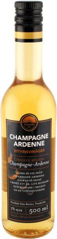 Champagne Ardenne vitvinsvinäger – Werners Gourmetservice