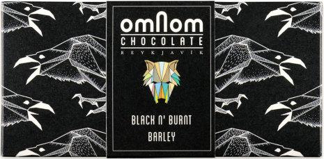 Vit choklad med rostat kornmalt – Omnom Chocolate