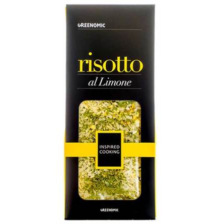 Risotto al Limone - Greenomic