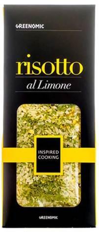 Risotto al Limone - Greenomic