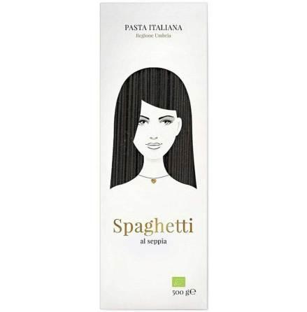 Spaghetti al seppia - Greenomic