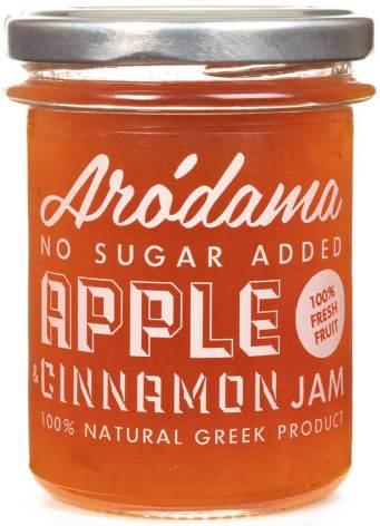 Äppelsylt med kanel - Aródama