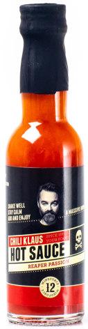 Reaper Passion Hot Sauce - vindstyrka 12 – Chili Klaus