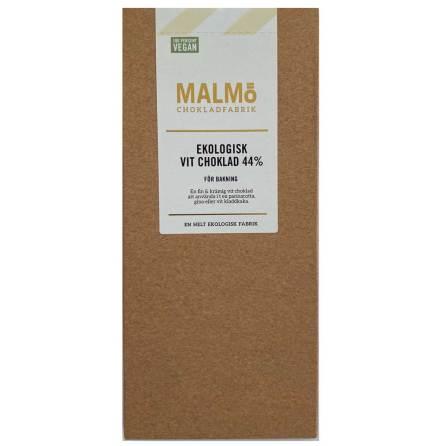 Vegansk ljus choklad 44 % - Malmö Chokladfabrik