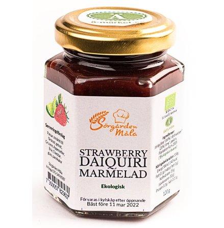 Strawberry Daiquiry marmelad – Sörgården Måla
