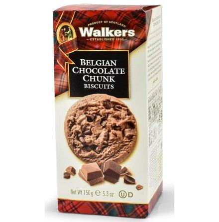 Kakor med belgiska chokladbitar - Walkers