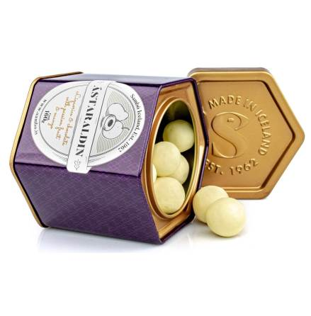 Àstaraldin – lakrits, vitchoklad, passion & mangofrukt - Sambó Lakkris