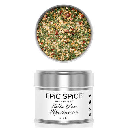 Aglio Olio Peperoncino – Epic Spice