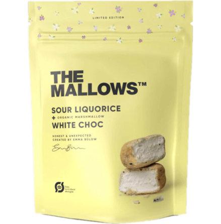 Sour Liqurioce – Marshmallow, sur lakrits & vitchoklad – The Mallows