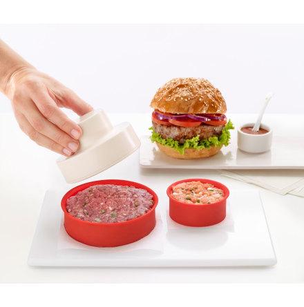 Myburger - hamburgerpress - Lékué