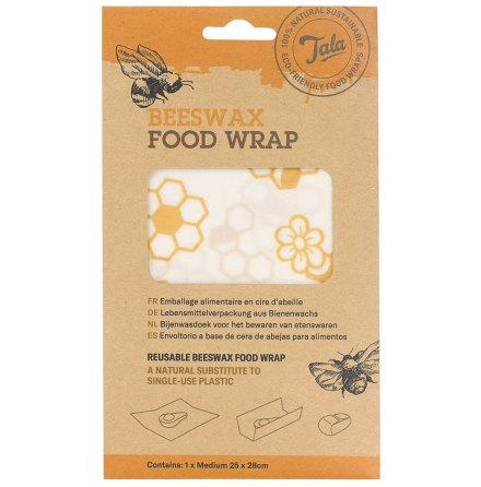 Bivaxduk Food Wrap 25x28 cm - Tala