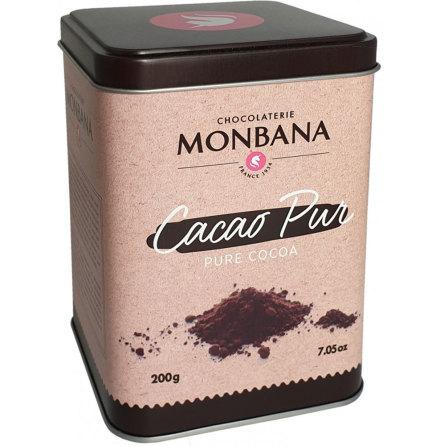 Kakaopulver - MONBANA Chocolate