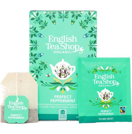 Örtte Pepparmynta - English Tea Shop