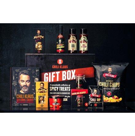 Spicy box – Chili Klaus